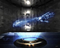 holographic displays projector